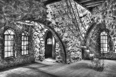 Photograph - Inside Bishop Castle by Diane Alexander
