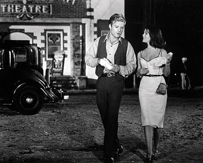 1960 Photograph - Inside Daisy Clover  by Silver Screen
