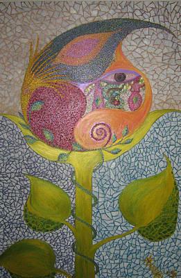 Inside Eden Original by Hanneke Jonkman