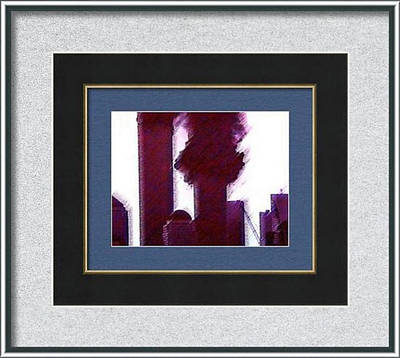 Mixed Media - Inside Framed Inside by Kosior
