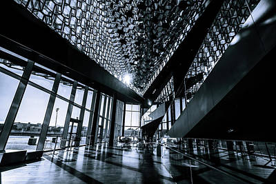 Inside Harpa Original