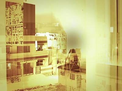 Bangalore Photograph - Inside Home Outside by Vinay Dv