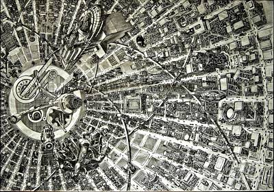 Inside Orbital City Original