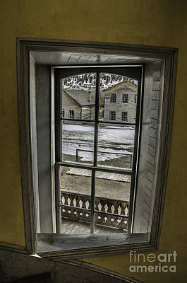 Bannack State Park Photograph - Inside Out by Sue Smith