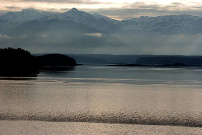 Photograph - Inside Passage by Robert  Moss