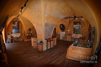 Photograph - Inside Powder Magazine by Dale Powell