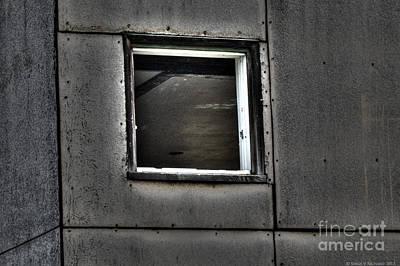 Photograph - Inside by Serge V Richard
