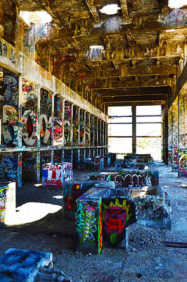 Photograph - Inside The Flats by Brent Dolliver