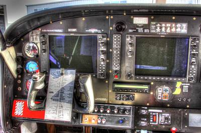 Photograph - Inside The Kodiak by John King