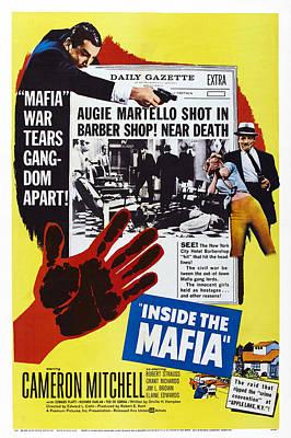 Cameron Mitchell Photograph - Inside The Mafia, Cameron Mitchell by Everett