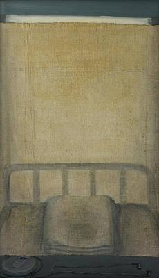 Kerrtu Painting - Insomnia - Lying On The Back by Oni Kerrtu