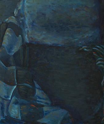 Painting - Insomnia - Nightmare by Oni Kerrtu