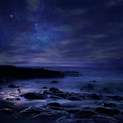 Milky Way Wall Art - Photograph - Insomnia by Sebastien Del Grosso