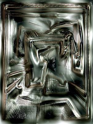 Kunst Mixed Media - Insperation by Klaas Hartz