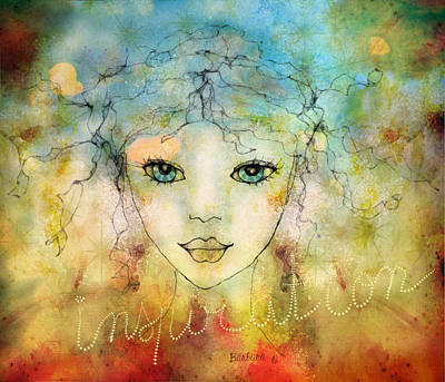 Youth Digital Art - Inspiration by Barbara Orenya