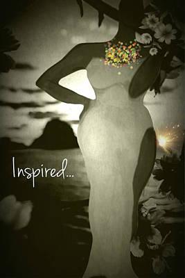 Inspired Art Print