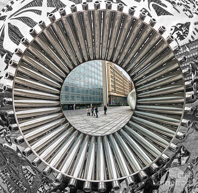 Institut Du Monde Arabe - Paris Art Print