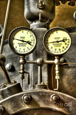Steampunk Royalty-Free and Rights-Managed Images - Instruments by Heiko Koehrer-Wagner