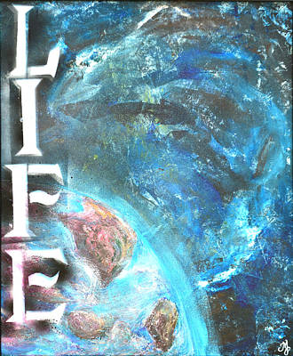 Intelligent Life Art Print