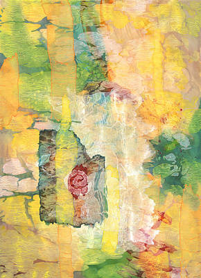 Painting - Interconnected by Lynda Hoffman-Snodgrass