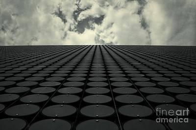 Escher Photograph - Interdimensional by Andrew Paranavitana