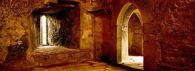 Interiors Of A Castle, Blarney Castle Art Print
