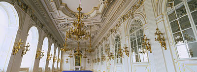 Prague Photograph - Interiors Of A Palace, Old Royal by Panoramic Images