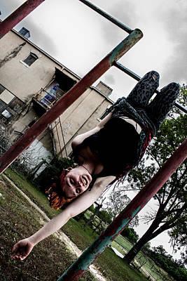 To Heal Photograph - Interloper by Steven Walker