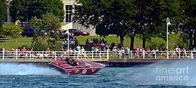 Photograph - International Powerboat Race by Randy J Heath