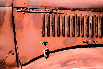 Photograph - International Rust by  Onyonet  Photo Studios