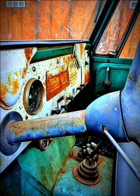 International Scout Interior Art Print
