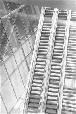 Photograph - International Stairs II by Kim Swanson