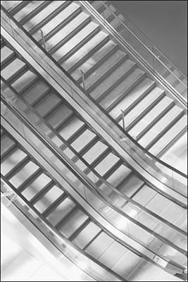 Photograph - International Stairs IIi by Kim Swanson
