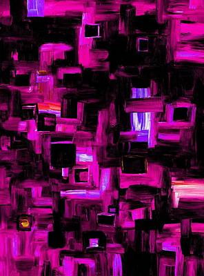 Digital Art - Interplay by Jennifer Galbraith