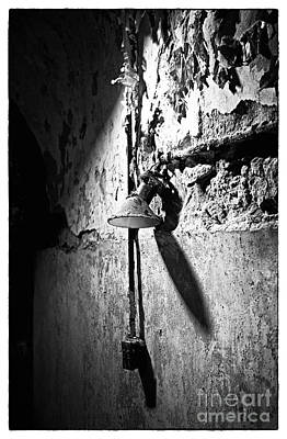 Photograph - Interrogation by John Rizzuto