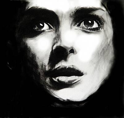 Emerging Artist Drawing - Interrupted  by Ann Supan