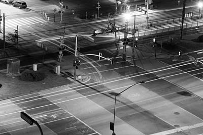 Photograph - Intersection by Heidi Smith