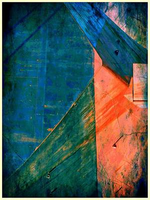 Marcia Lee Jones Photograph - Intersection by Marcia L Jones