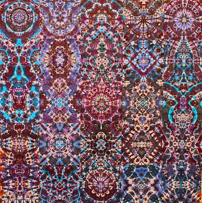 Interstellar Matrix Original by Courtenay Pollock