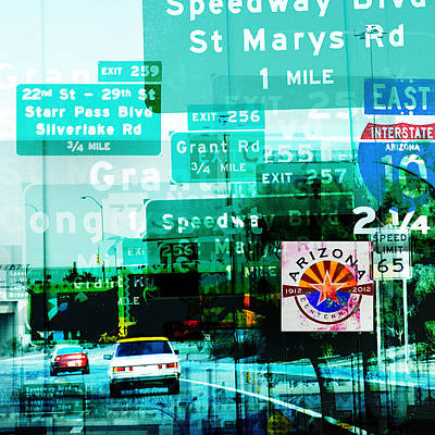Interstate 10- Tucson Arrival Original