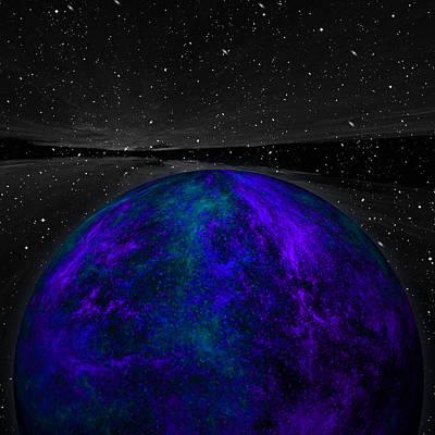 Interstellar Art Print by David Cowan