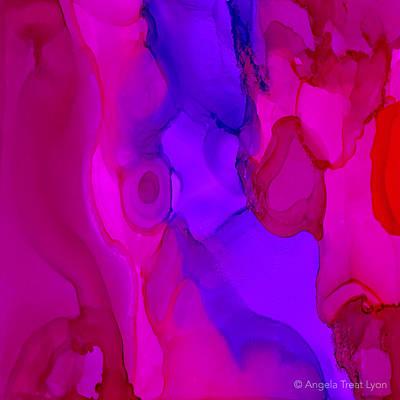 Painting - Intimacy by Angela Treat Lyon
