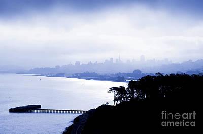 Photograph - Into The Blue San Francisco by Brenda Kean