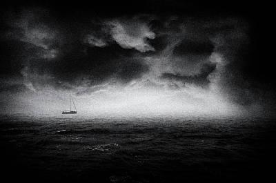 Sailboats Photograph - Into The Dreams by Nader Farid