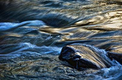 Photograph - Into The Flow by Steven Mancinelli
