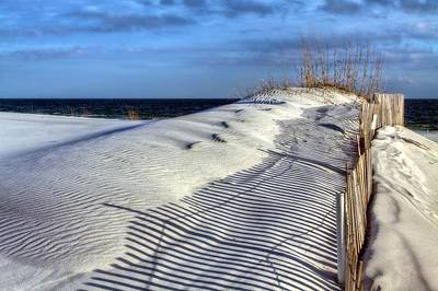 Photograph - Into The Gulf by JC Findley