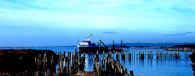 Photograph - Into The Harbor by Kathy Sampson
