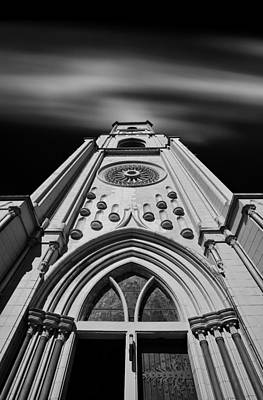 Photograph - Into The Heavens by Charles Lupica