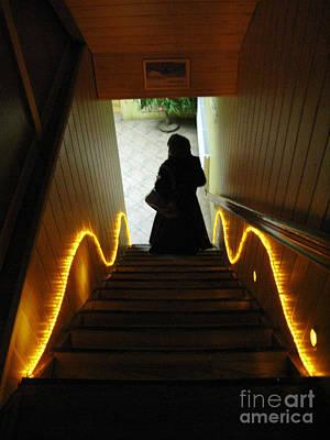 Photograph - Into The Light by Ausra Huntington nee Paulauskaite