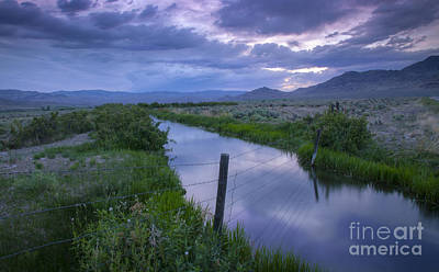 Photograph - Into The Night by Idaho Scenic Images Linda Lantzy